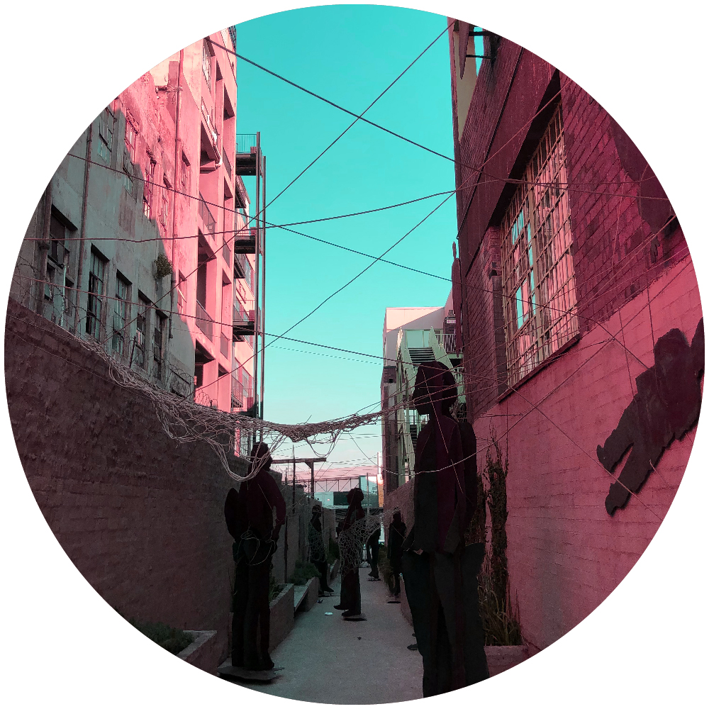 GL002 Chasing Space - Factory Floors EP